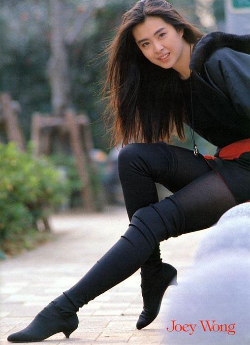 wat so beautiful bout Joey Wong 王祖賢?