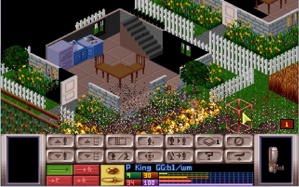 옛 버전 엑스컴(1994)를 더 좋아하는 이유