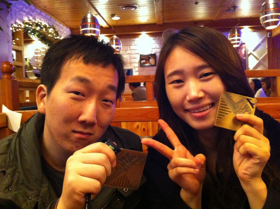 2012 NIKE WE RUN SEOUL 10K 완주!
