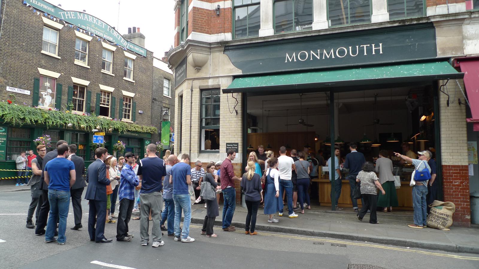 12 [런던] 몬모스 커피(MONMOUTH COFFEE ..