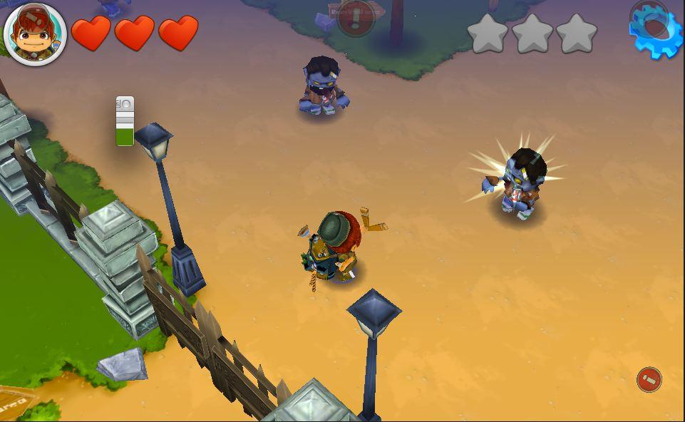 현재 unity3d로 개발중인 3번째 스마트폰 게임 스..