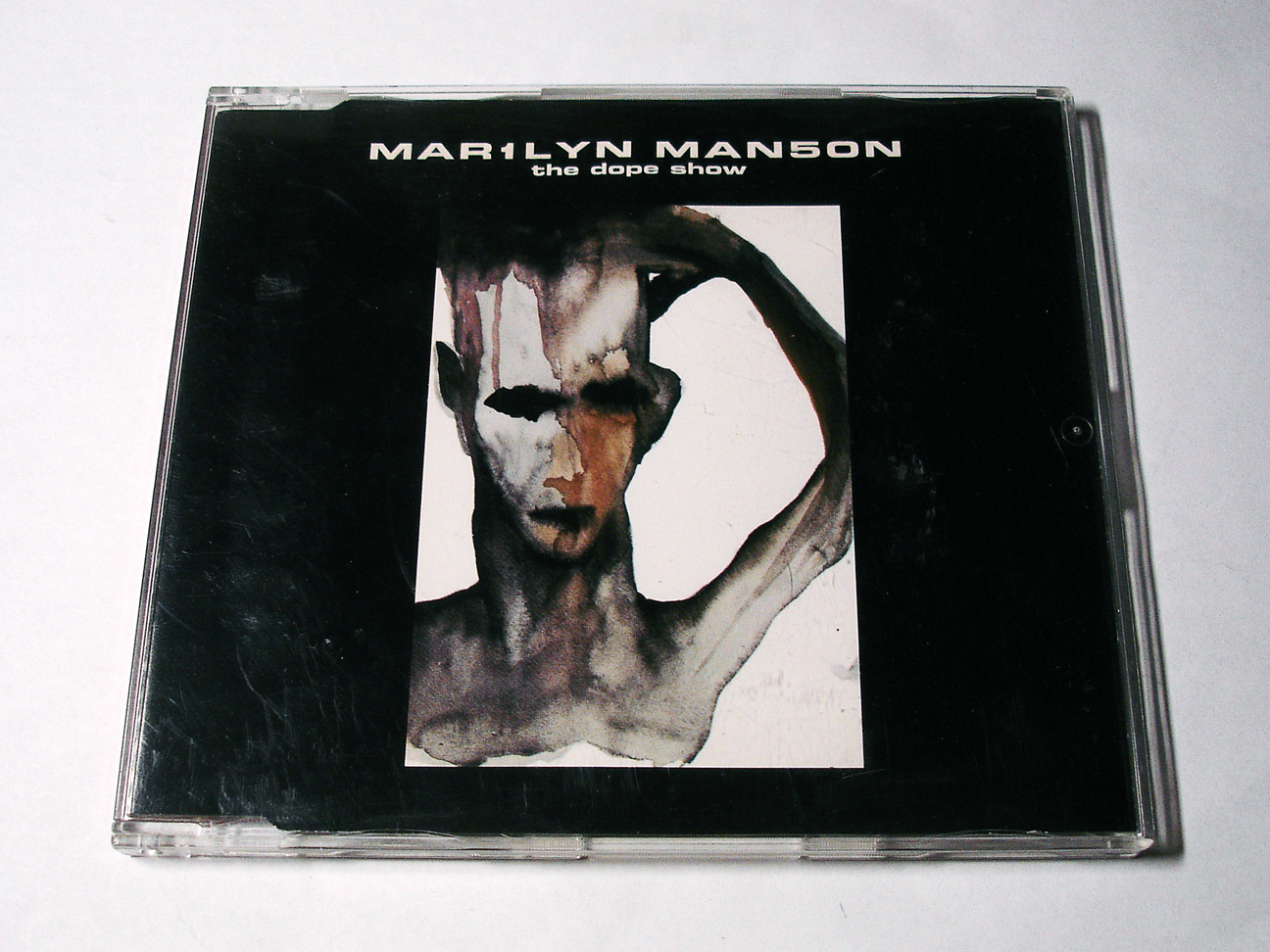 (single) The Dope Show – Marilyn Manson