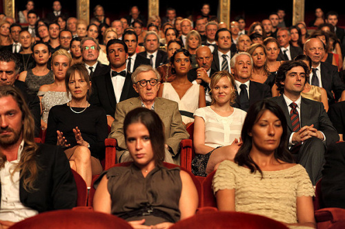 <to rome with love> by Woody Allen