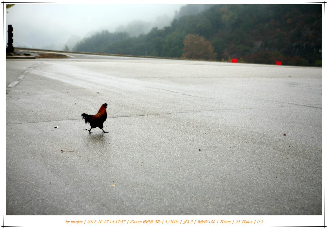 [2012/10/27] 합천댐 한바퀴 돌아오기 민수재롱