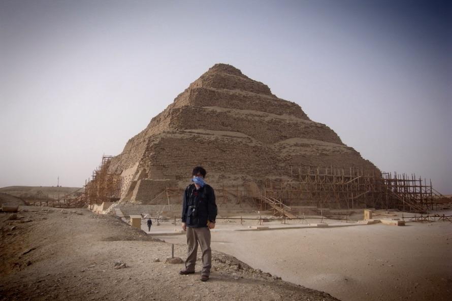 어느 이집트 학자의 이집트 기행 2_(2) 사카라(S..