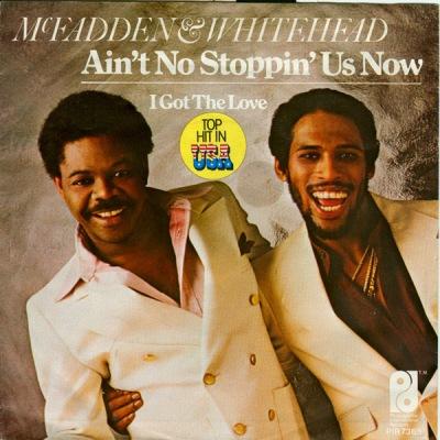 맥파든 & 화이트헤드- Ain't no stopping us now..
