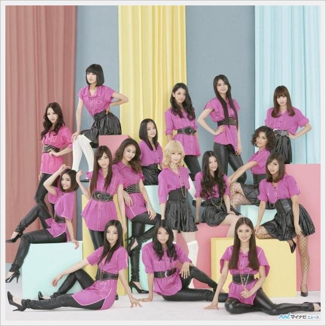 E-Girls의 3rd 싱글 'Follow Me', YouTube의 재..