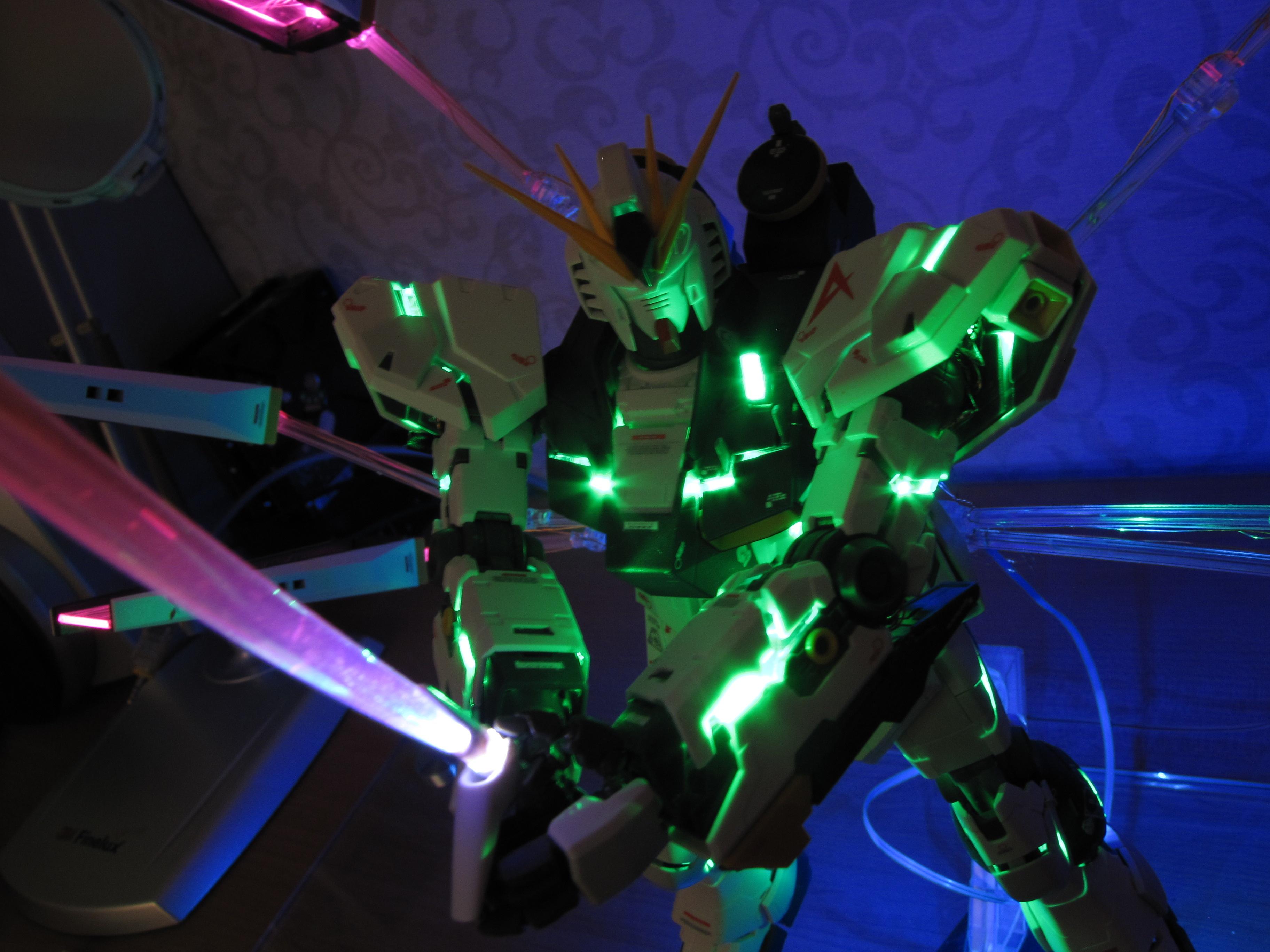 MG 뉴 Ver.Ka LED - 06 완성(?)