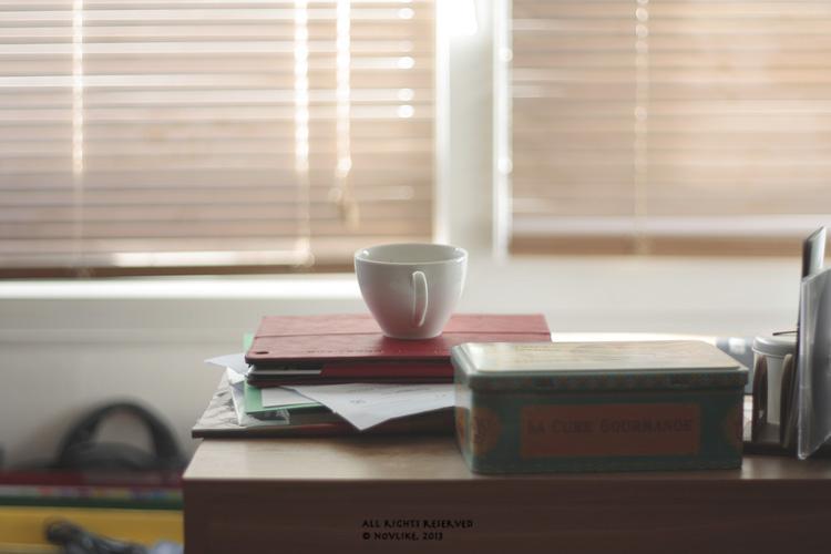 1월 28의 아침 커피
