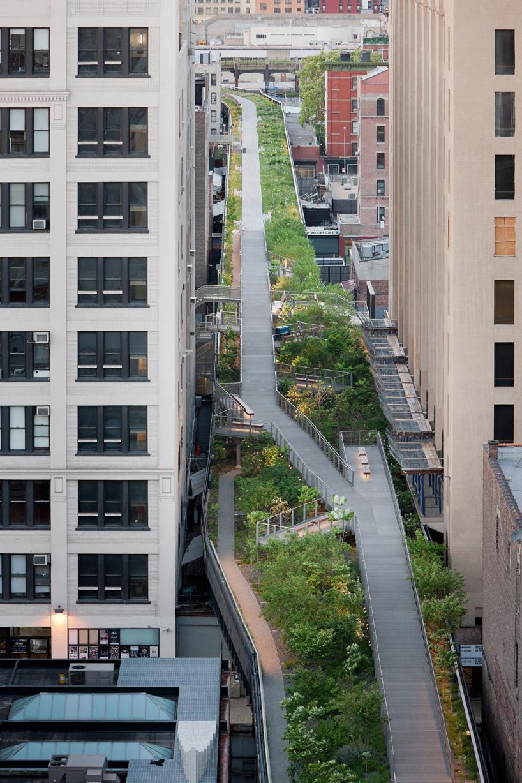 High Line, NYC, USA