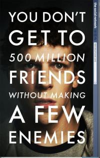 소셜네트워크, The Social Network, 2010