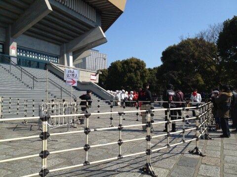 일본 무도관 '토탈 이클립스' BETA 파카 촬영회 ..