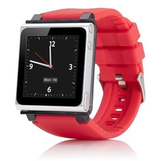 애플, 손목시계형 아이팟 내놓을까