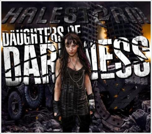 Halestorm - Daughters of Darkness