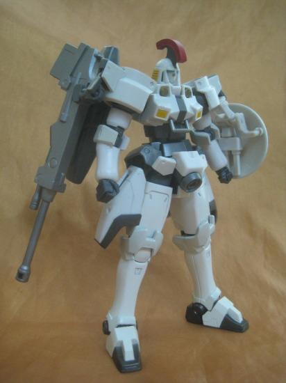 로봇혼 - 톨기스 (SIDE MS, 신기동전기 건담W)