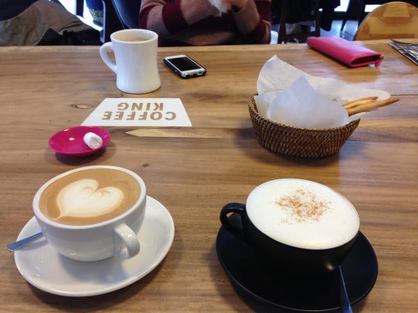 백현동 커피킹