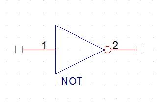 [Digital Logic Circuit] NOT Gate(NOT 게..