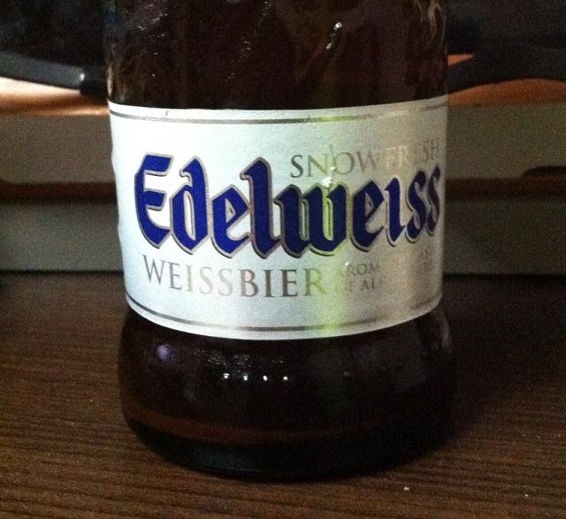에델바이스~ 오스트리아 맥주