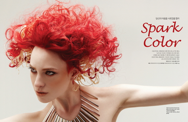 GRAPHY May. 2012 Spark Color