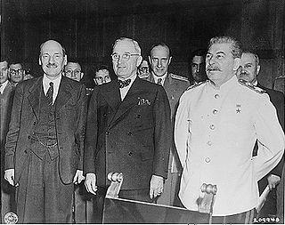 만약 트루먼이 포츠담선언에 스탈린을 끌어들였다면?