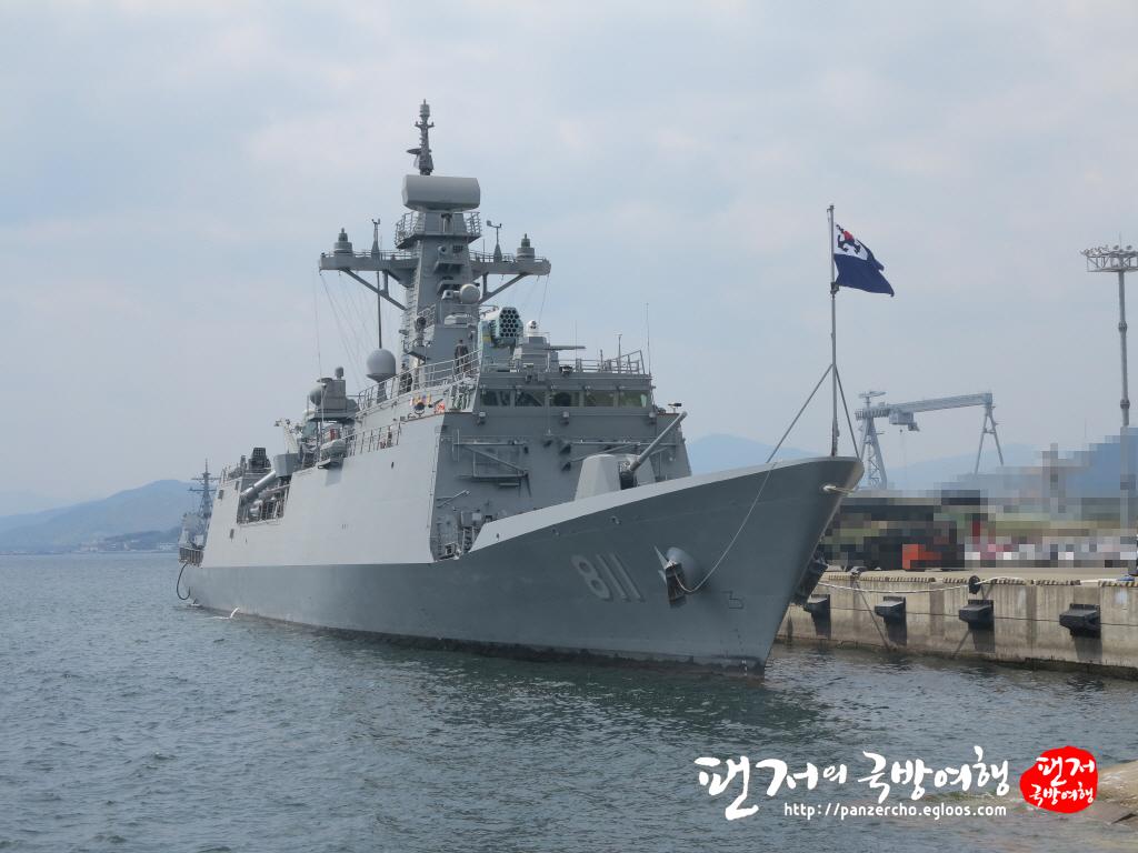 FFX 1번함 인천함 FFG-811