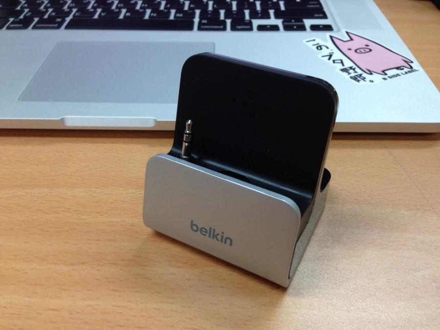 [추천] 벨킨 아이폰5 충전&싱크 Dock