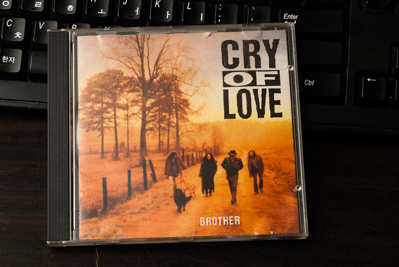 Brother - Cry Of Love / 1992
