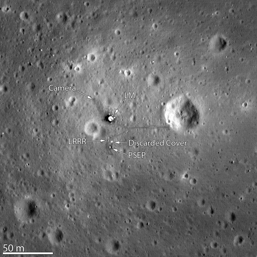 달 탐사는 인증되어 음모론은 공식적으로 논파되었..