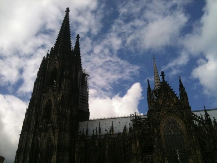 함부르크-뤼벡-쾰른 여행 (5) - 쾰른