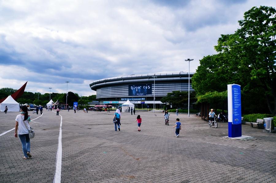 2013/05/19 시규어로스 콘서트!!!! 탔다네 탔다네 계를 ..