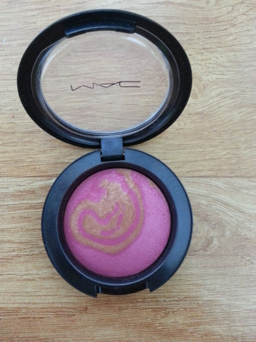 MAC MINERALIZE BLUSH SUPERNOVA