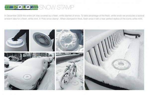 POLO, Snow Stamp