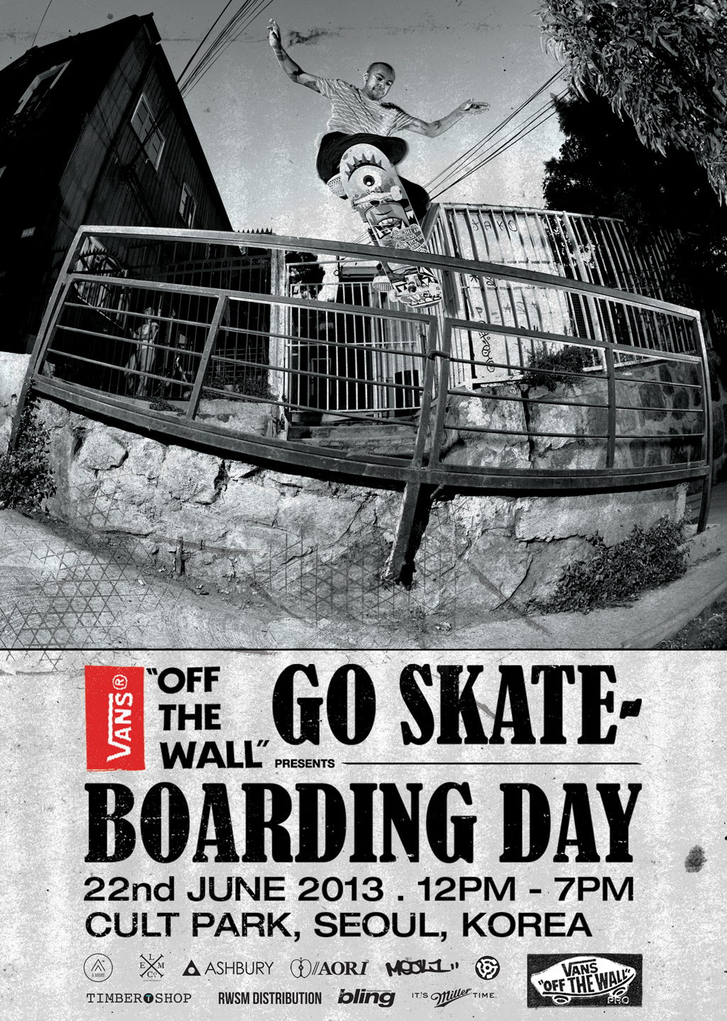 Vans presents Go Skateboarding Day 2013