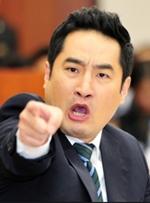 """SBS 박상도 아나운서 """"강용석 예능으로 이미지세.."""