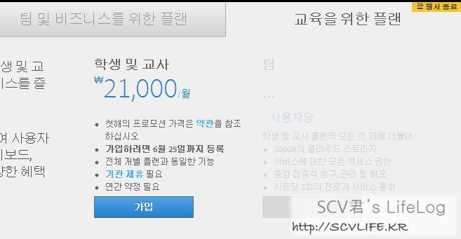 어도비 크리에이티브 클라우드 구독 시작