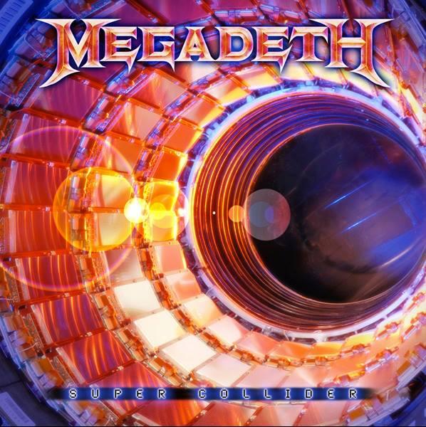 [Review] Megadeth 14집 [Super Collider]