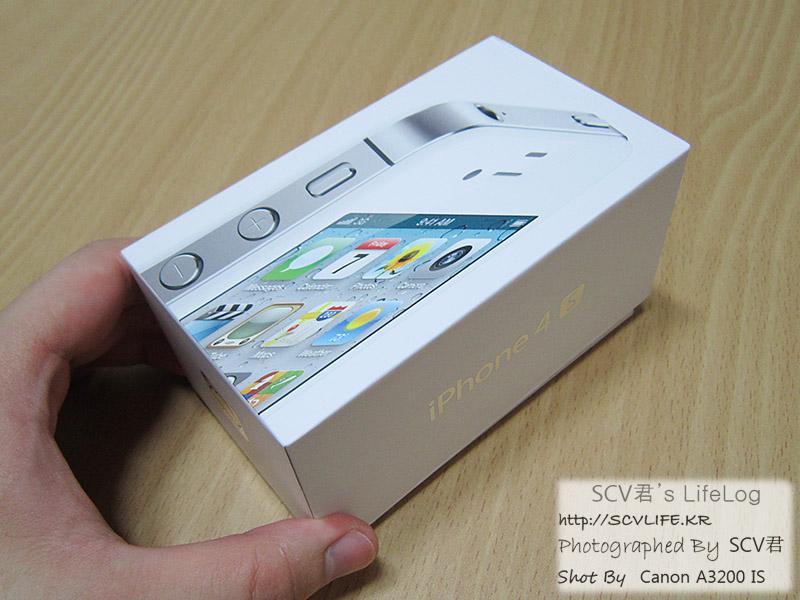 iPhone 4S 32GB 중고구입 및 분해 등 잡담