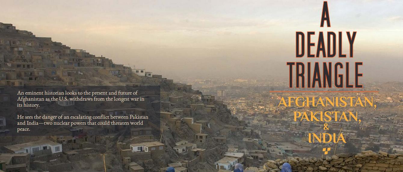 치명적 관계: 아프간,파키스탄 그리고 인도