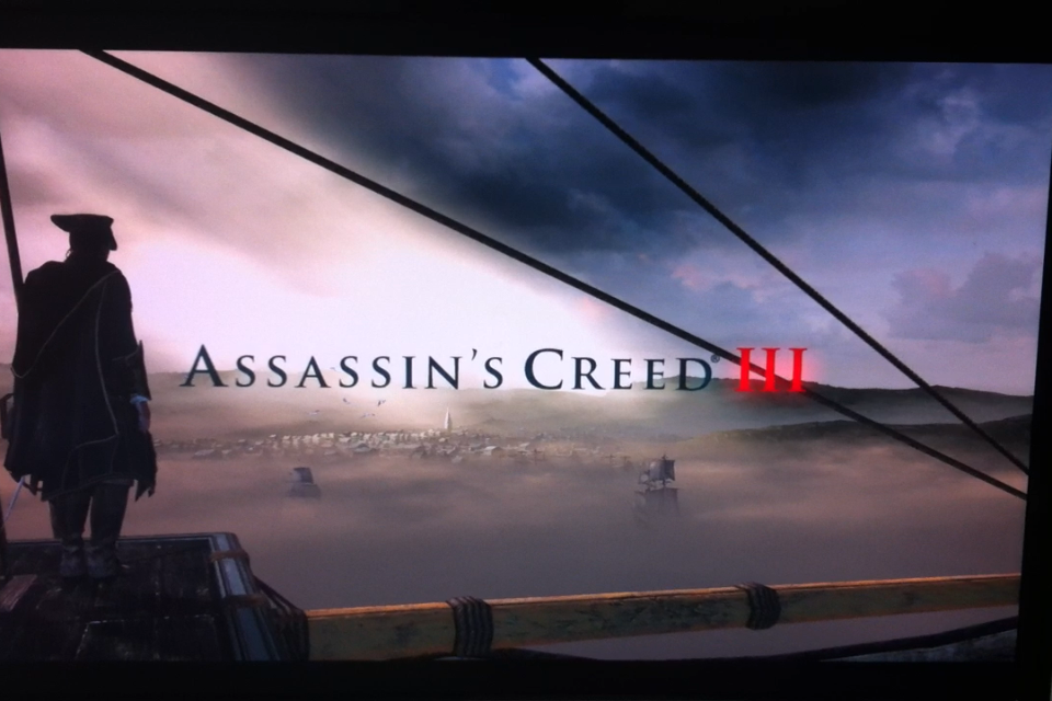 Assasin's Creed Ⅲ Review
