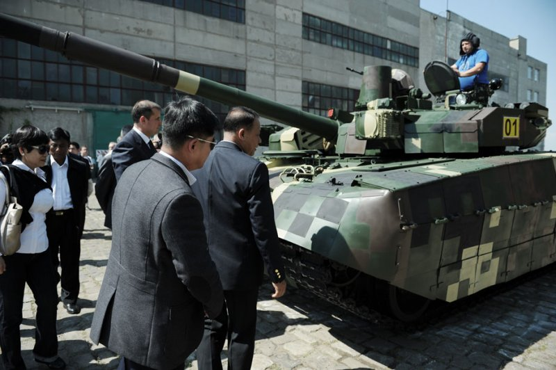 기적의 키세키 - T-84 오플롯 태국 수출짤