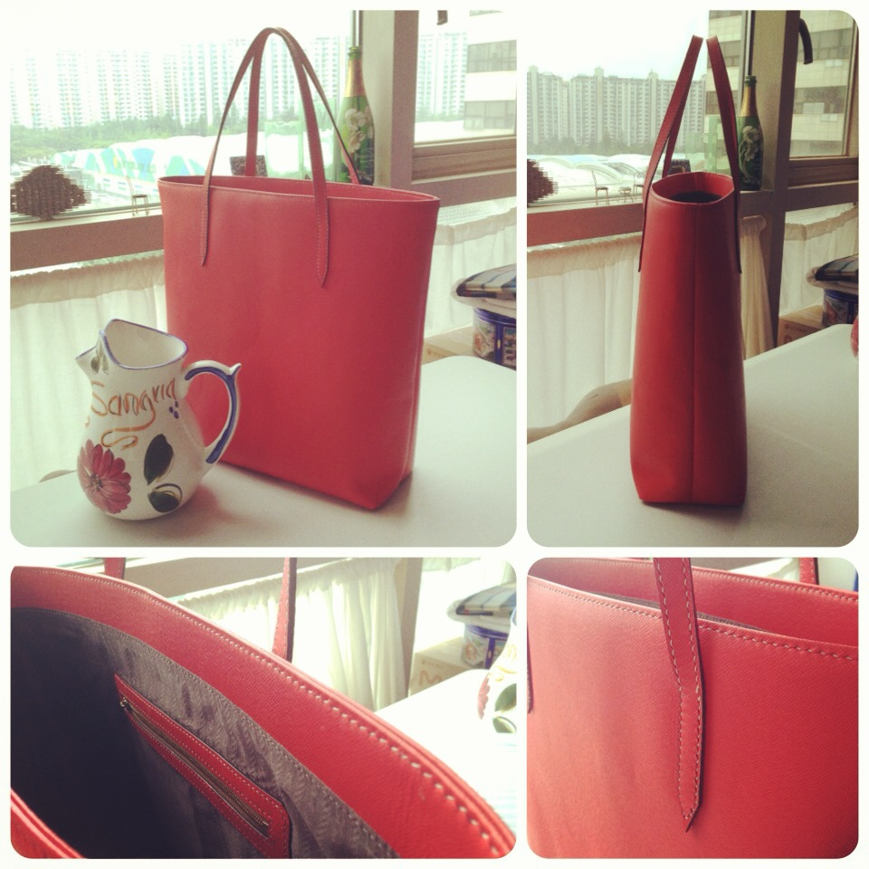 E by enif : Shopper Bag Op.1