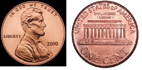 미국 달러 동전과 캐나다 달러 동전의 차이점. 뭐가..