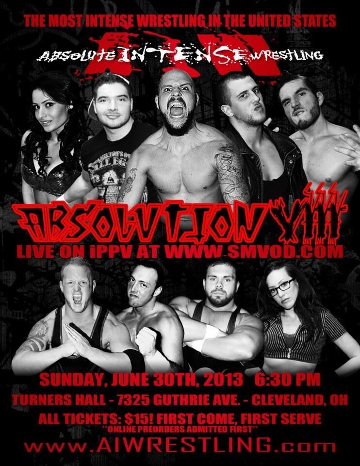AIW 2013/06/30 Absolution VIII 리뷰