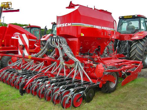 요즘 농업용 트랙터가 무진장 멋있는 건ㅋㅋㅋㅋ..