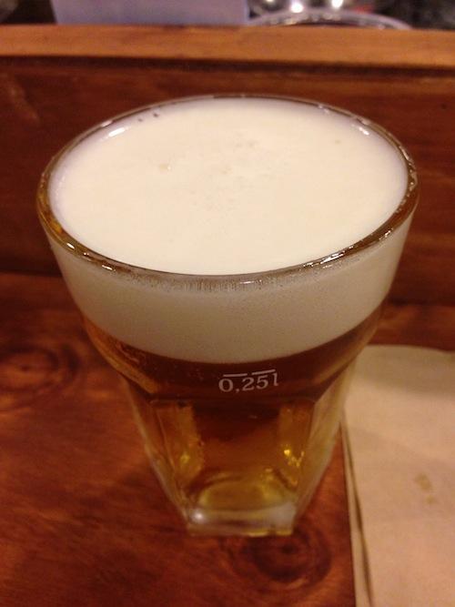 신림 맛집 - 진짜 엔젤링 맥주를 파는 벨기에식 감자..