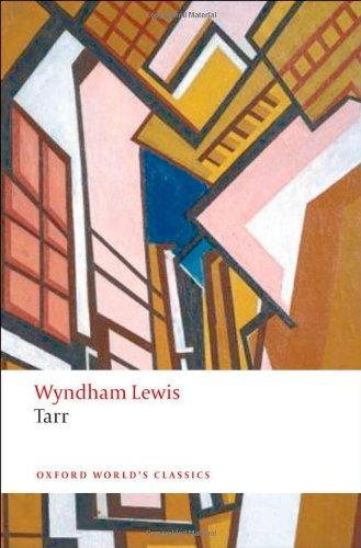 윈덤 루이스 (1) <타르>, 예술, 죽음 그리고 타르