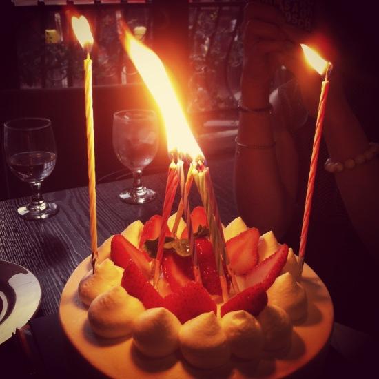 순수한 생크림 케이크, 피오니(peony)