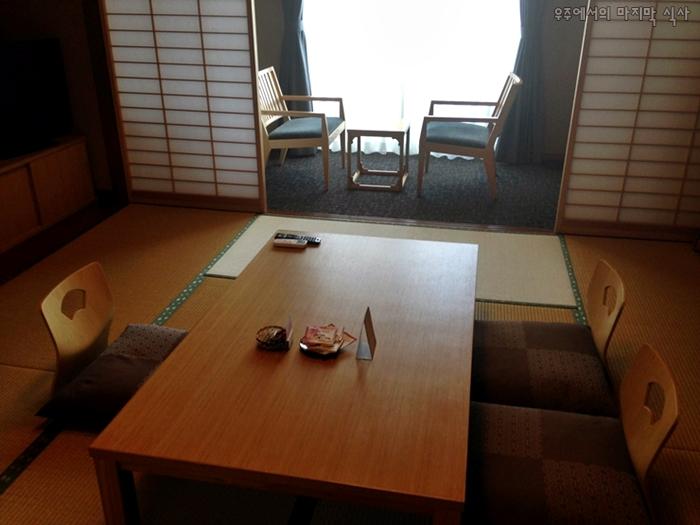 [가고시마 여행 (14)] 유황온천에서 식사,