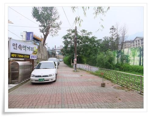 북한산 둘레길 - 소나무숲길 가 보기