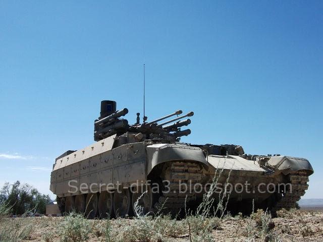 알제리에서 BMPT를 구매한다는 소식이 돌고 있습니다